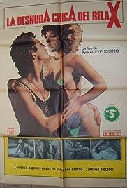 La desnuda chica del relax Poster