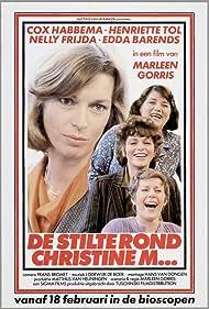 Edda Barends, Nelly Frijda, Cox Habbema, and Henriëtte Tol in De stilte rond Christine M. (1982)