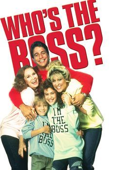 Who S The Boss Tv Series 1984 1992 Imdb