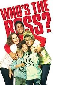 Alyssa Milano, Tony Danza, Katherine Helmond, Danny Pintauro, and Judith Light in Who's the Boss? (1984)