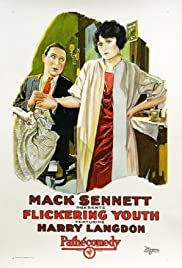 Flickering Youth Poster