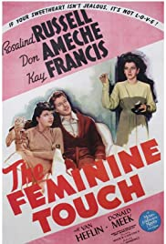 The Feminine Touch (1941) Poster - Movie Forum, Cast, Reviews