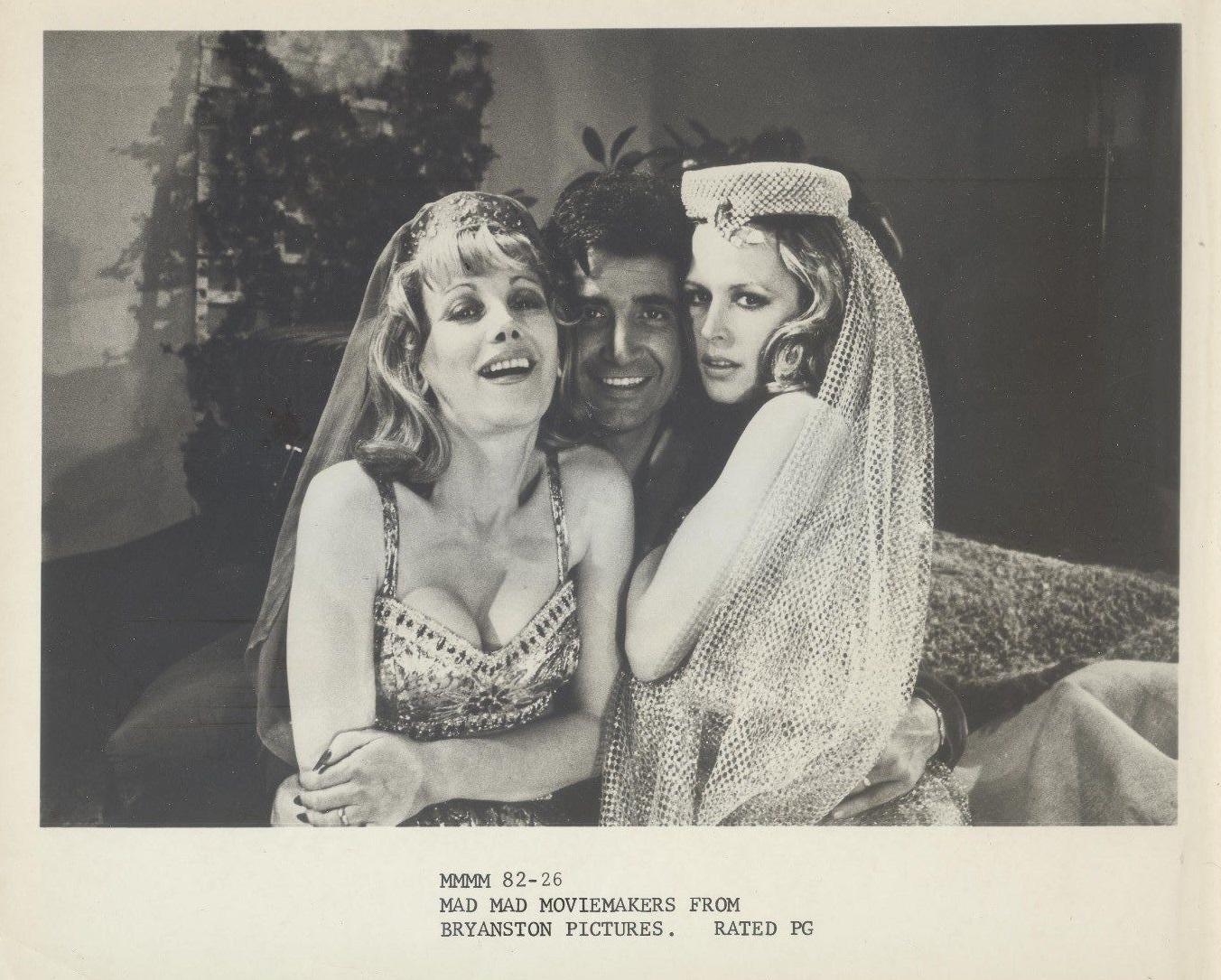 Frank Calcanini and Robyn Hilton in The Last Porno Flick (1974)
