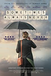 Sometimes Always Never (2018) 1080p