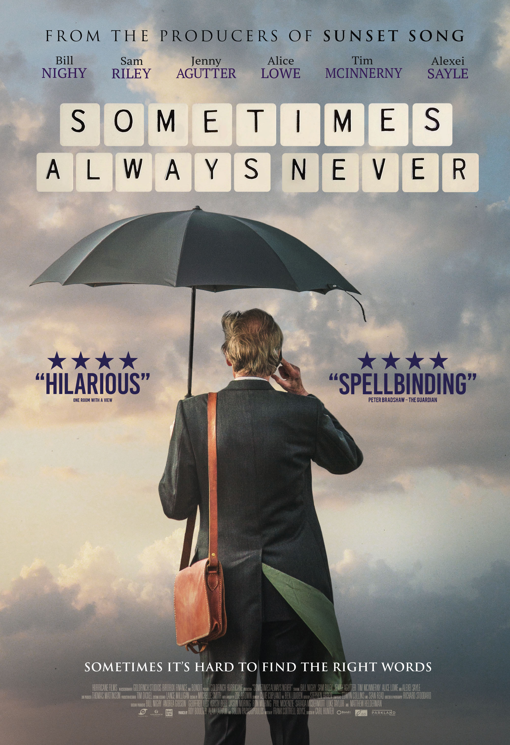 Sometimes Always Never (2018) WEBRip 720p & 1080p