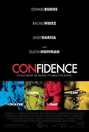 Confidence (2003): หักหลังปล้น