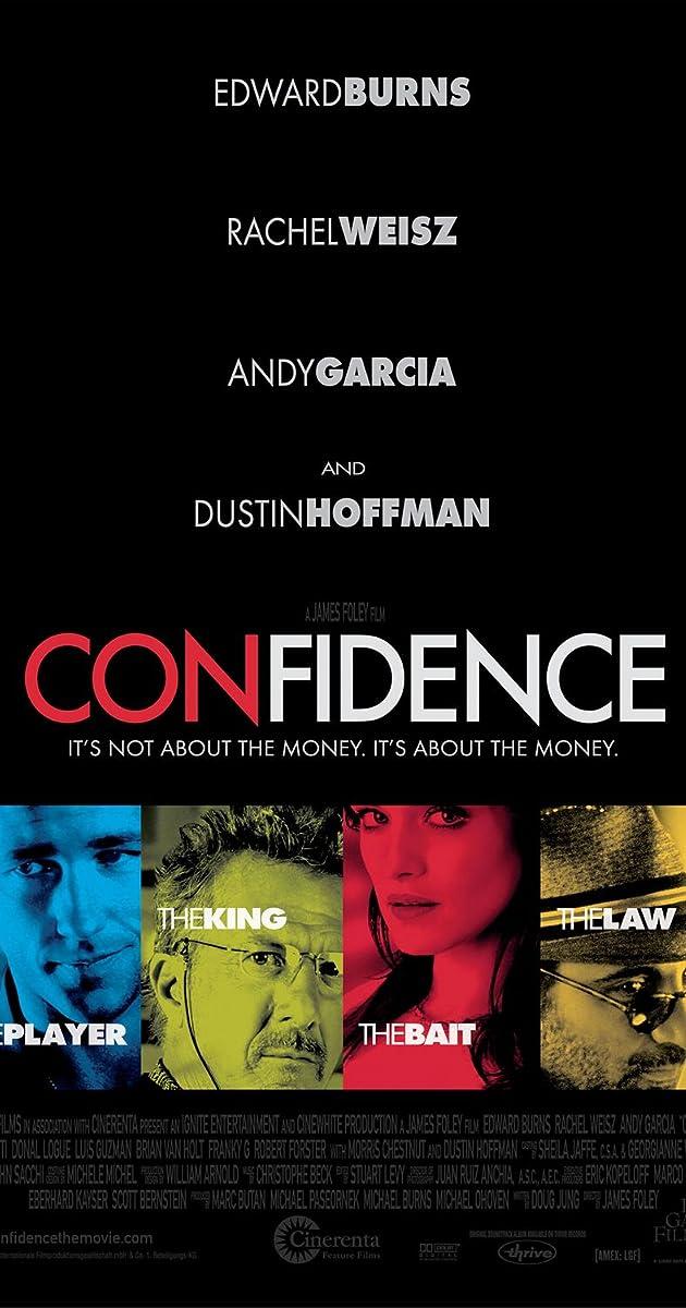 Aferistai / Confidence (2003) Online