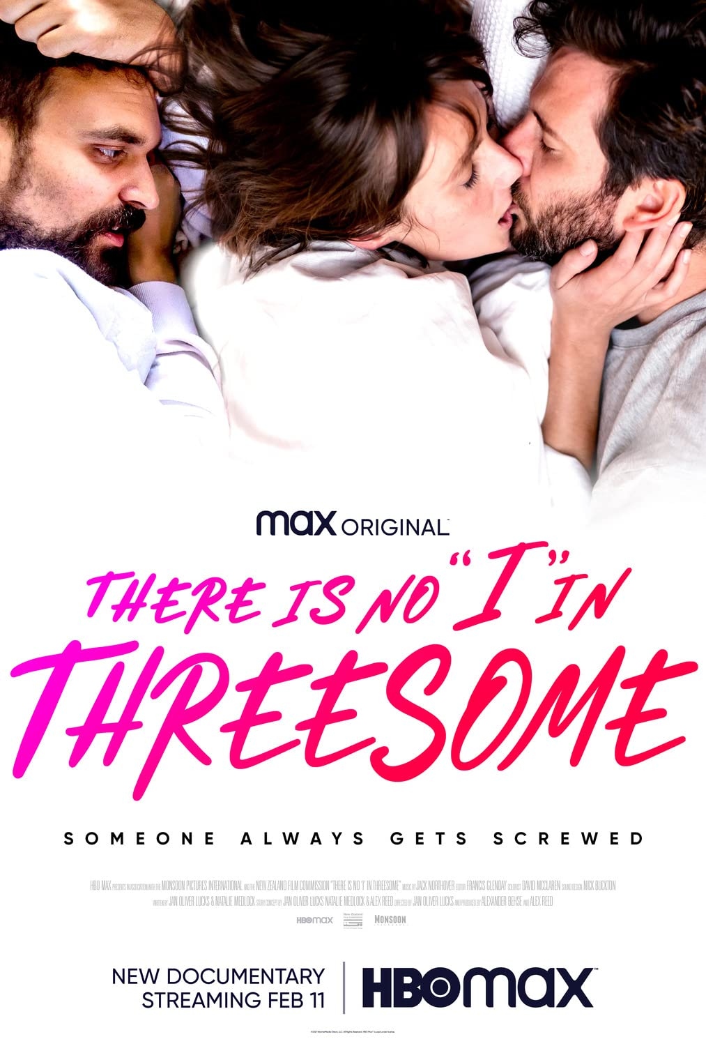 There Is No I in Threesome (2021)