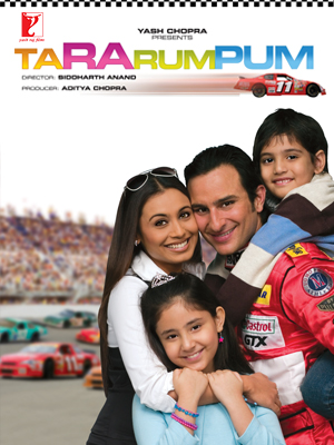 Ta Ra Rum Pum 2007 Hindi Movie 500MB HDRip Download