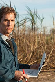 Matthew McConaughey and Woody Harrelson in True Detective (2014)