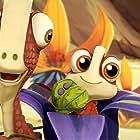 Asia Mattu and Dylan Schombing in Gigantosaurus (2019)