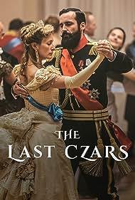 Robert Jack and Susanna Herbert in The Last Czars (2019)