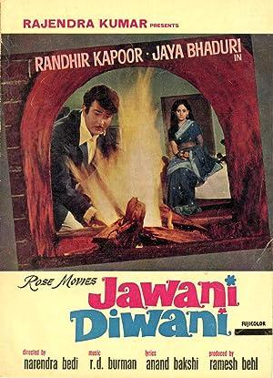 Jawani Diwani movie, song and  lyrics