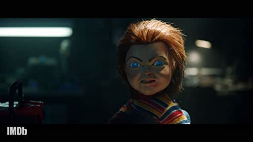 This New Chucky Doll Will Make You Cry?
