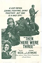 Three Came Back Poster