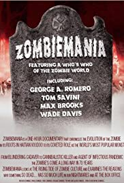 Starz presents Zombie Mania (2008) Poster - Movie Forum, Cast, Reviews