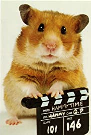 Once Upon a Hamster Poster