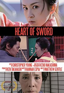Watching old movies Heart of Sword by none [720x480]