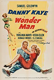 Wonder Man (1945) Poster - Movie Forum, Cast, Reviews
