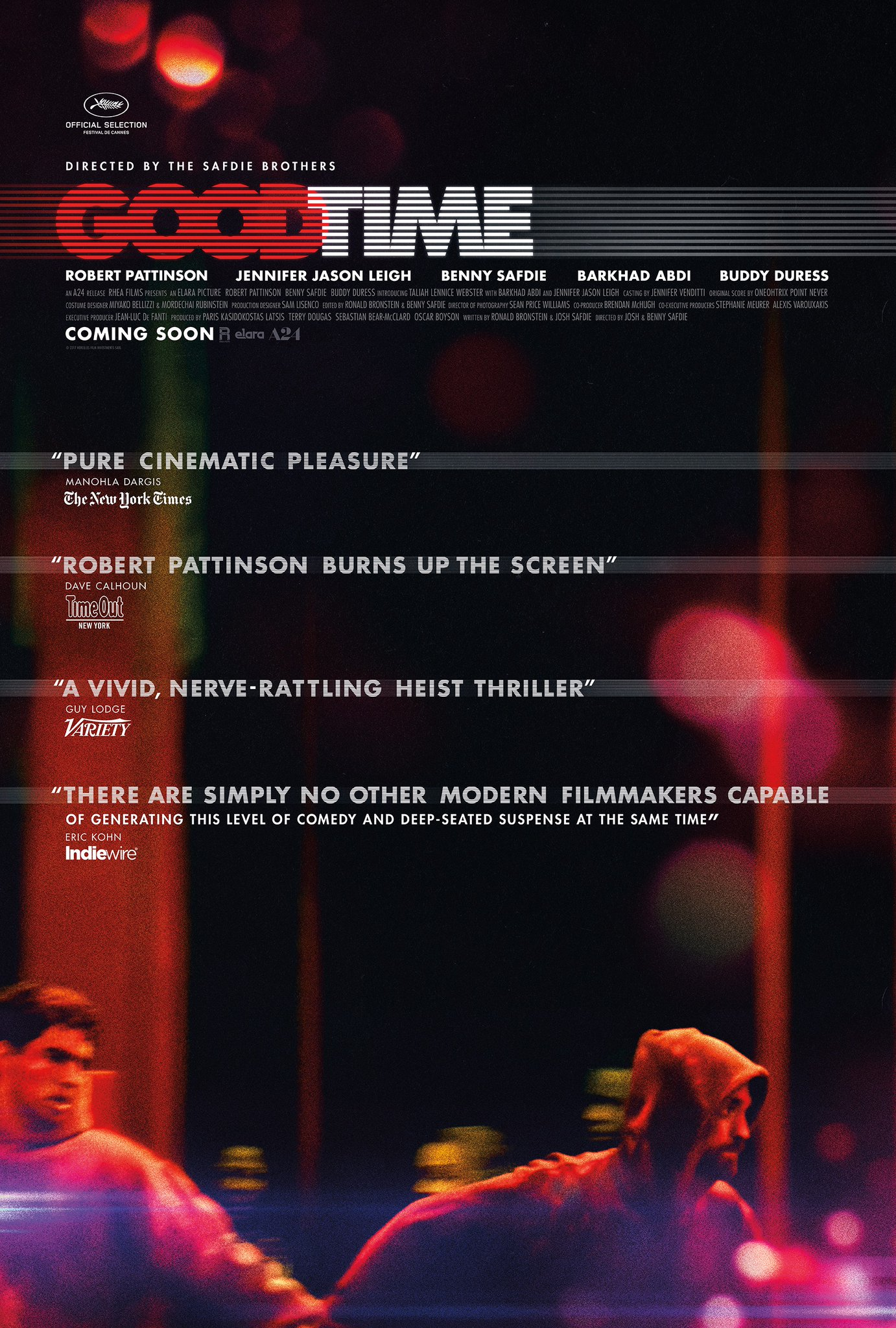 9f58ff2ca92 Good Time (2017) - IMDb