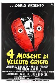 4 mosche di velluto grigio (1971)