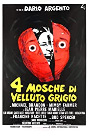 4 mosche di velluto grigio (1971) Poster - Movie Forum, Cast, Reviews