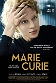 Marie Curie: The Courage of Knowledge Poster