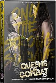 Queens Of Combat QOC 19 Poster