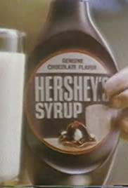 Hershey's Syrup: Messy Marvin Poster