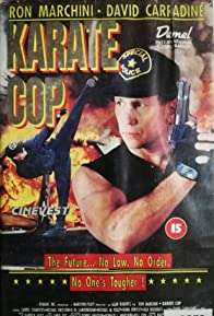 Primary photo for Karate Cop