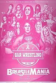 Bar Wrestling 21: Breastlemania Poster