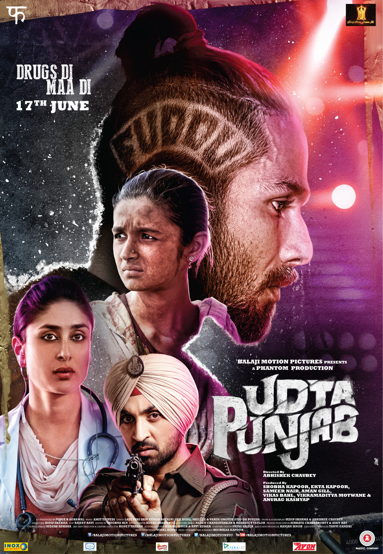 Udta Punjab (2016) - IMDb