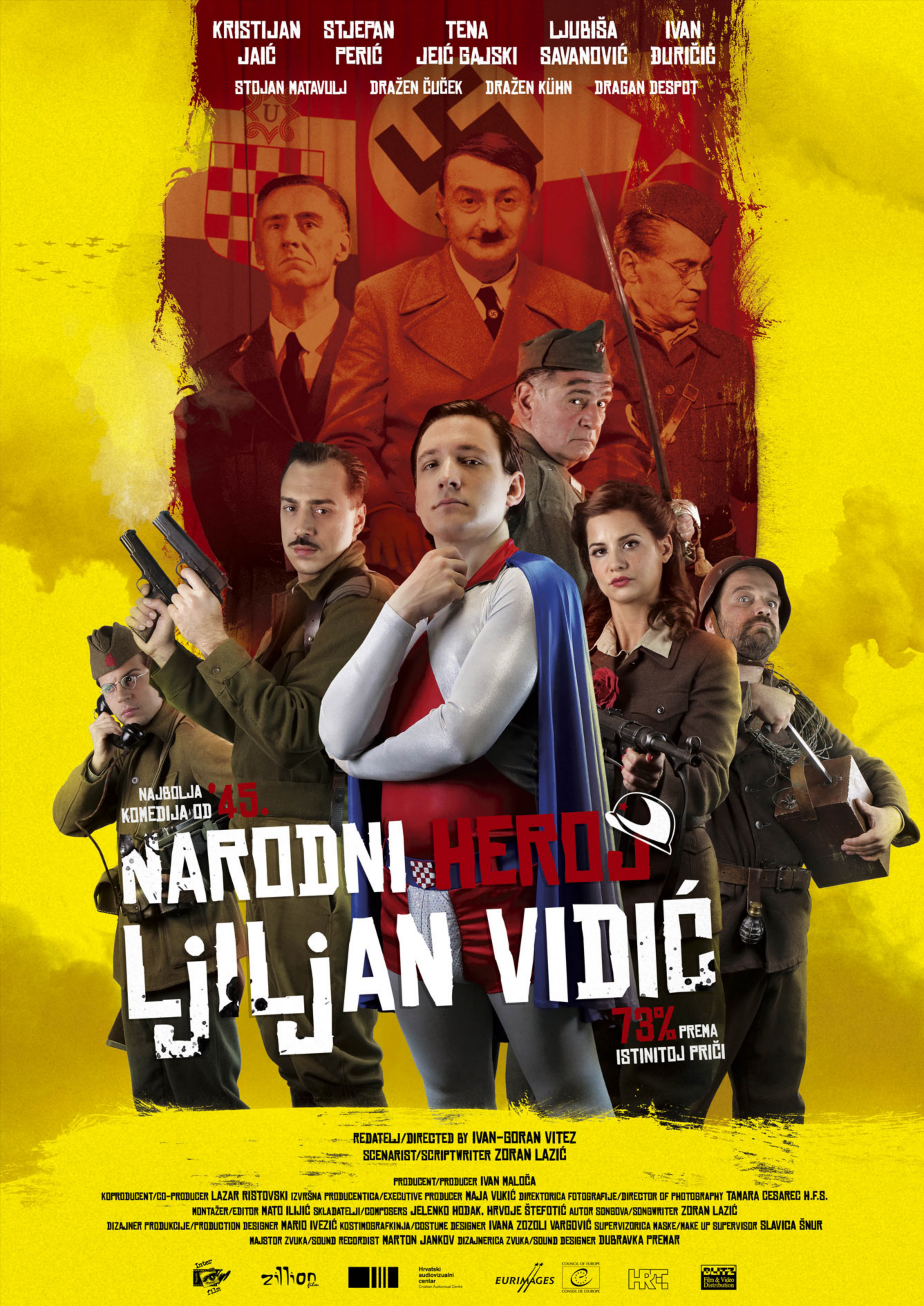 Narodni Heroj Ljiljan Vidic 2015 Imdb