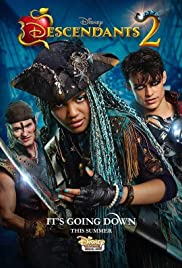 Descendants 2: It's Going Down Poster