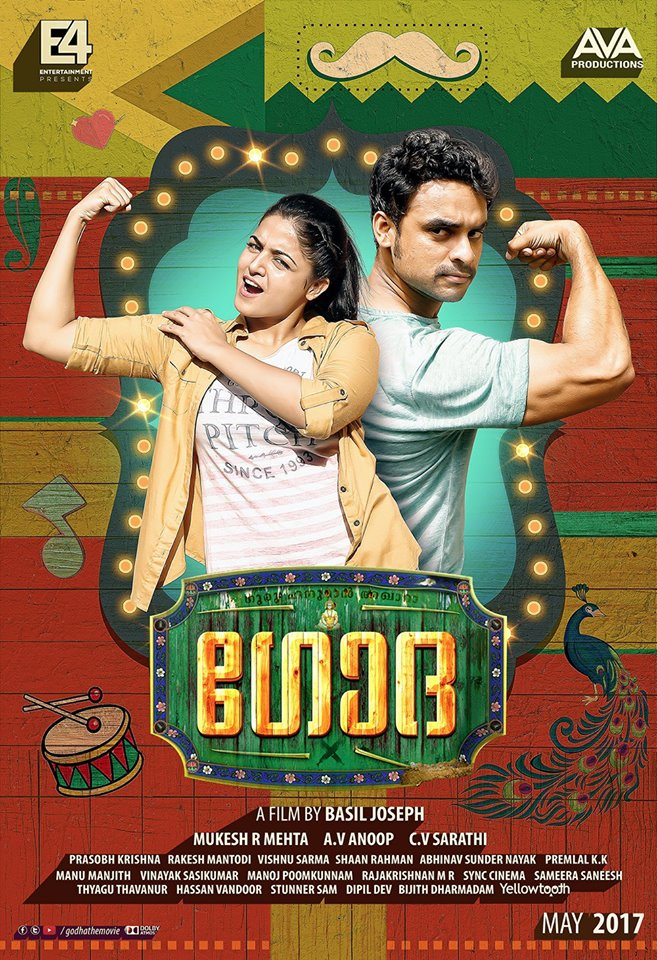 Godha (2017) Hindi Dual Audio 480p HDRip [Hindi or Malyalam]