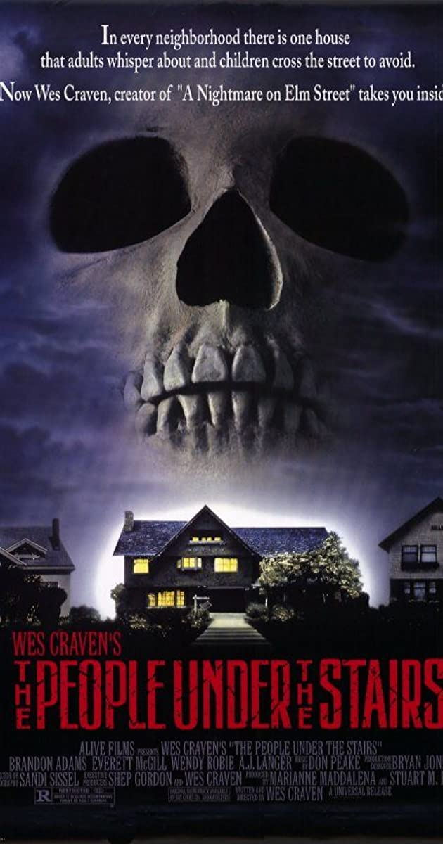 The People Under the Stairs (1991) - IMDb