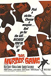 The Murder Game Poster