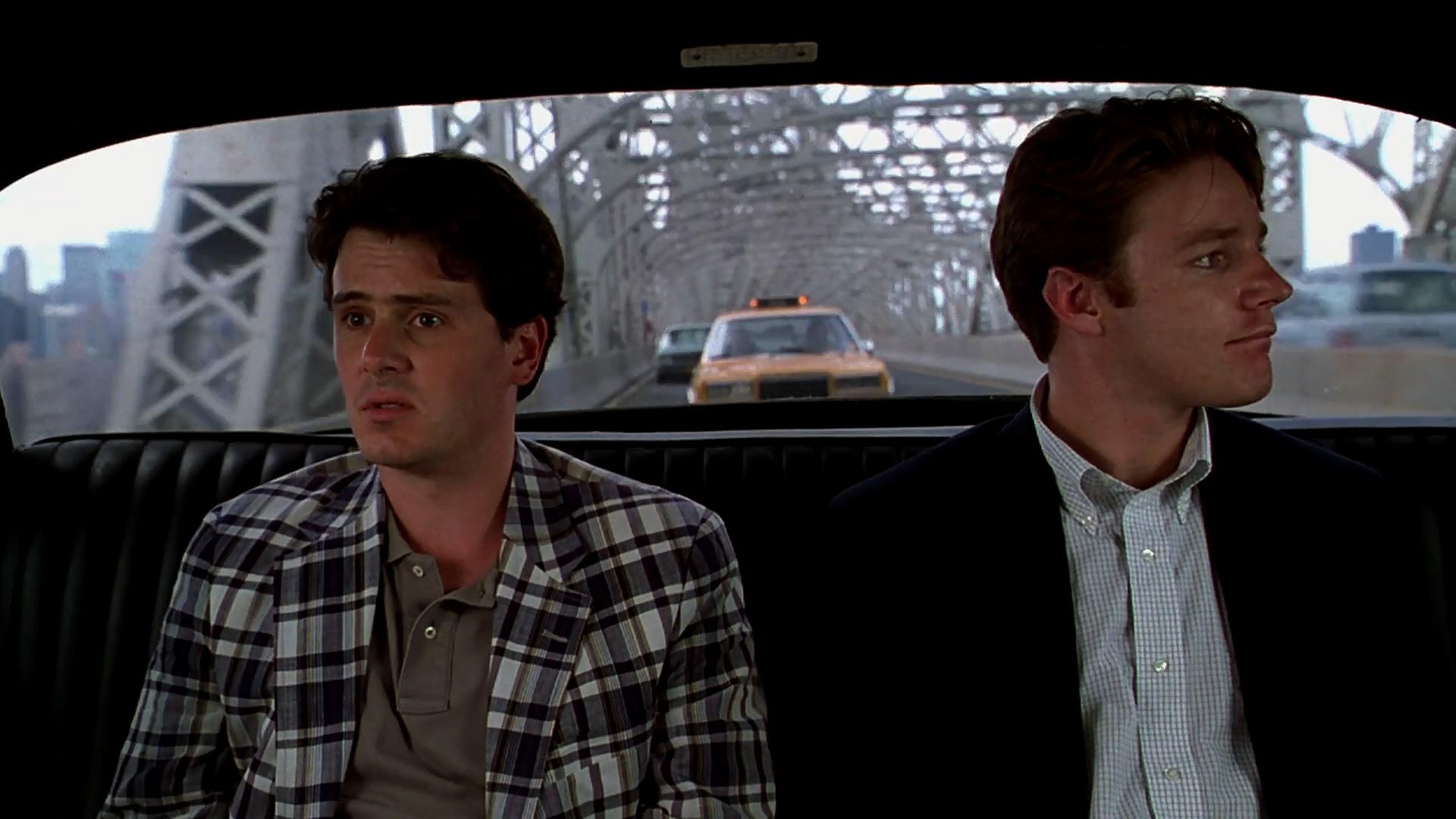 Chris Eigeman and Mackenzie Astin in The Last Days of Disco (1998)
