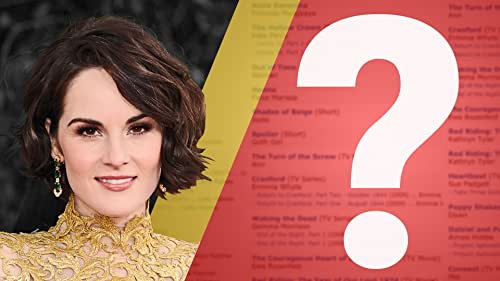 Michelle Dockery Gets Quizzed on Her IMDb Page