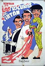 The Insanities of Tin Tan Poster