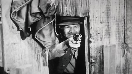 George 'Gabby' Hayes in The Lawless Frontier (1934)