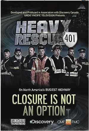 Where to stream Heavy Rescue: 401