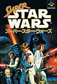 Super Star Wars Poster