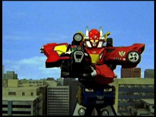 Power Rangers RPM: Vol. Two