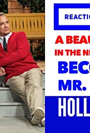 Reaction from stars - Becoming Mr. Rogers - 'A Beautiful Day In The Neighborhood' Poster