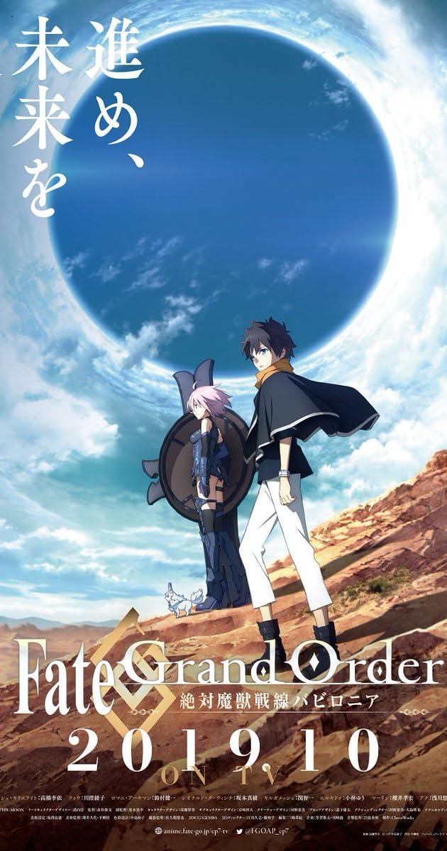 [Tenrai-Sensei] Fate Grand Order - Absolute Demonic Front Babylonia [1080p][HEVC 10bit x265]