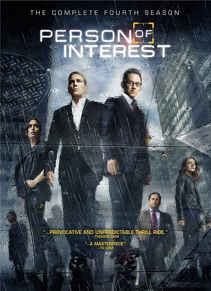 Person of Interest S1-S5 (2011) Subtirle Indonesia