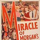Betty Hutton, Eddie Bracken, William Demarest, Diana Lynn, and Connie Tompkins in The Miracle of Morgan's Creek (1943)