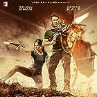 Salman Khan and Katrina Kaif in Tiger Zinda Hai (2017)