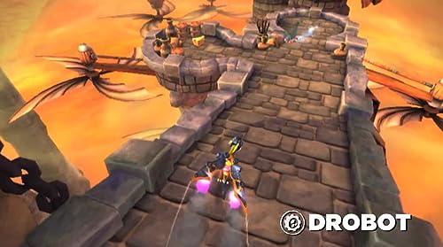Skylander Spyro's Adventure: Drobot